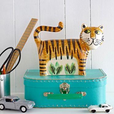 Hannah Turner Tiger Money Box