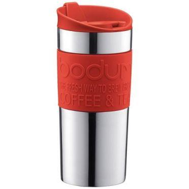 Travel Mug Red