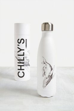 Chilly Bottle - Sea Life Whale