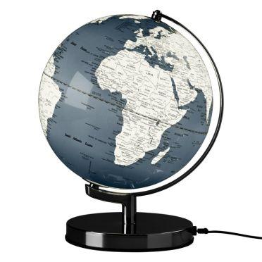 Globe Light Concrete Grey