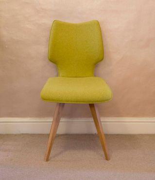 Wool Spider Chair