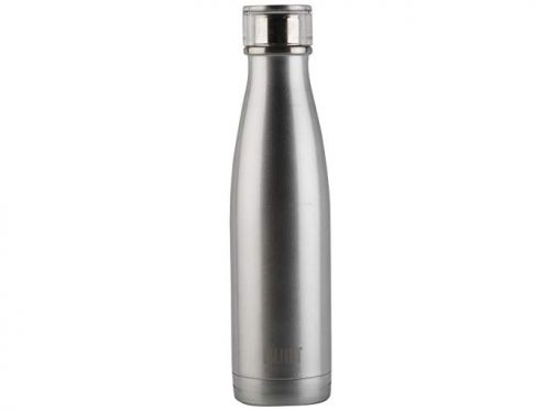 BUILT Water Bottle - Silver
