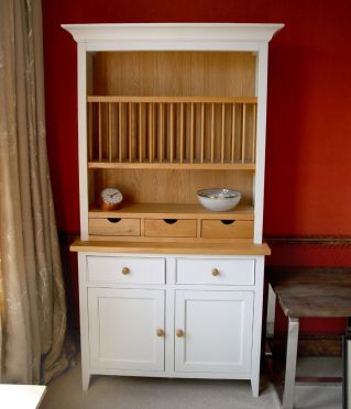 Buttermilk Dresser
