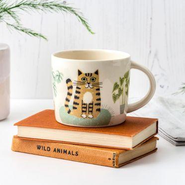 Hannah Turner Cat Mug