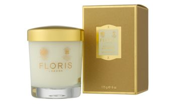 Floris Hyacinth & Bluebell Scented Candle