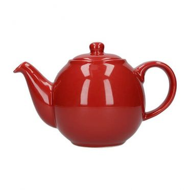 Red Teapot - 6 Cup