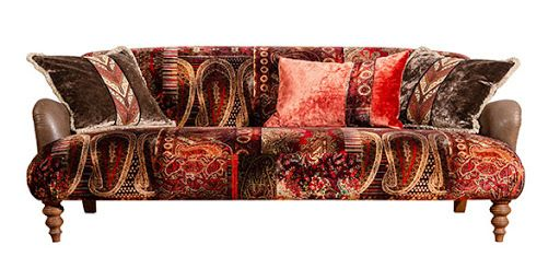 Mulberry Sofa