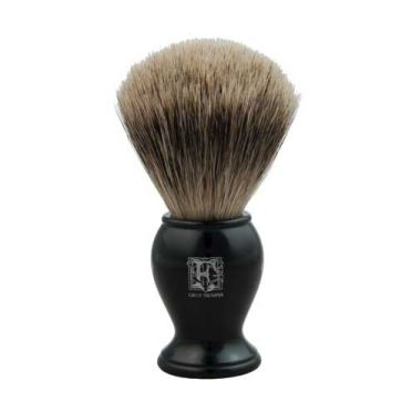 Geo. F. Trumper Best Badger Black Shaving Brush