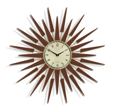 Newgate Wood Collection Pluto Clock