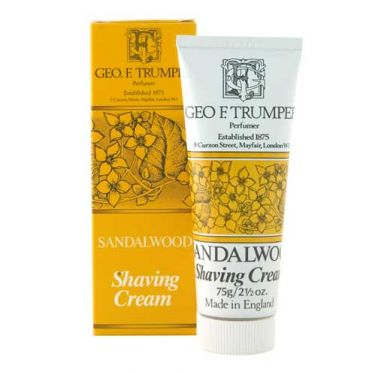 Geo. F. Trumpers Sandalwood Soft Shaving Cream