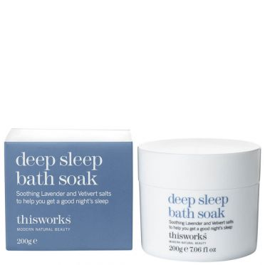 This Works Deep Sleep Bath Soak 200g