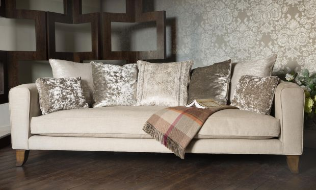 Walcott Pillow Back Sofa