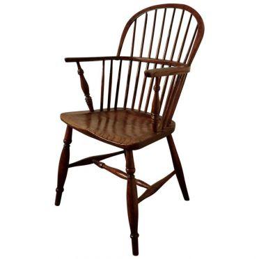 Windsor Elm Arm Chair