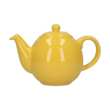 Yellow Teapot - 6 cup