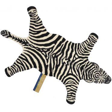 Zebra Rug Large